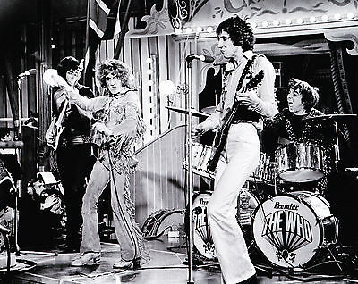 THE WHO ~ 8x10 Photo ~Great picture for Autograph ~ PETE TOWNSHEND Roger DALTREY