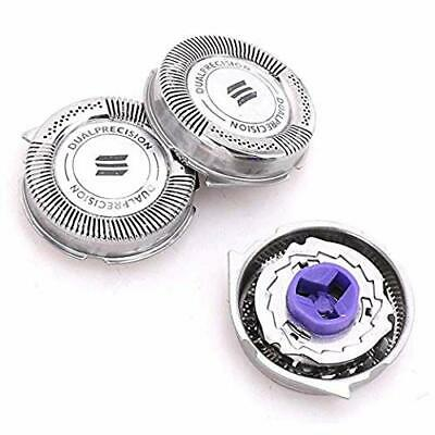 Replacement Shaving Heads Rotary Blades for Phillips Electric Shaver 3 Pack