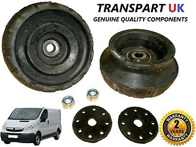 RENAULT TRAFIC 1.6 1.9 2.0 2.5 2001/>ONWARDS X2 FRONT SHOCK ABSORBERS KIT