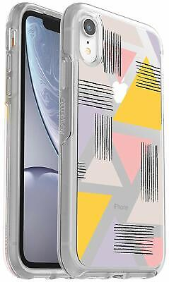 OtterBox Symmetry Series Case for iPhone XR - Easy-Open Box - Love Triangle