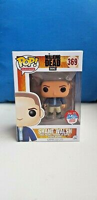 Funko pop the walking dead. Shane walsh. New york comic con 2016 Limited edition