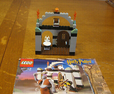 """Harry Potter Lego Lot  4712  """"  Troll On The Loose     """"  No Minifigs  """""""