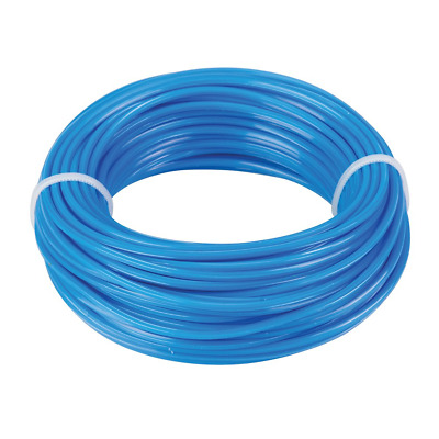 Silverline 675275 Trimmer Line Seven Star 2.4 mm x 15 m, Assorted Colors  Blue /