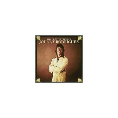 Rodriguez, Johnny - Greatest Hits - Rodriguez, Johnny CD F3VG The Cheap Fast The