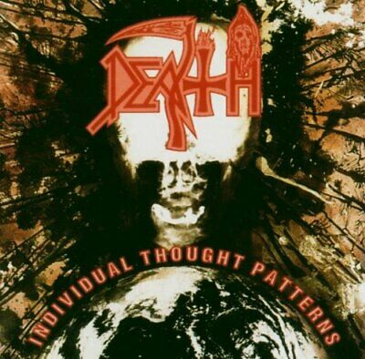 Death - Individual Thought Patterns - Death CD L4VG The Cheap Fast Free Post The