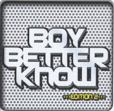 Jme - Boy Better Know Edition 2 - Jme CD 3EVG The Cheap Fast Free Post The Cheap