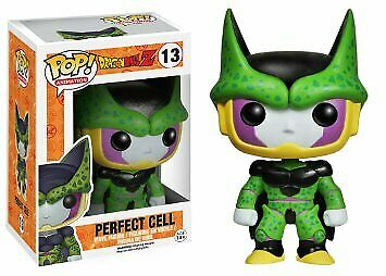 Funko Pop Animation: Dragon Ball Z - Perfect Cell Vinyl Figure