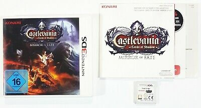Nintendo 3DS/2DS Game Castlevania: Lords of Shadow - Mirror Fate Dt. Pal