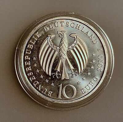 GERMANY COLLECTION 20 NUMISBRIEFS 10 EURO COINS AND STAMPS