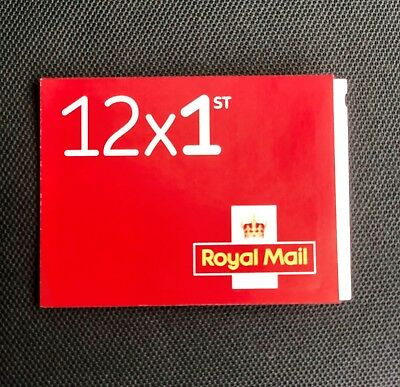 12 x First class Royal mail stamps Letter Self Adhesive