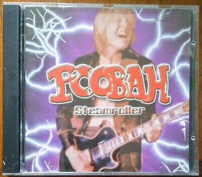 Poobah Steamroller CD rare vintage hard rock 70s rock used very good condition