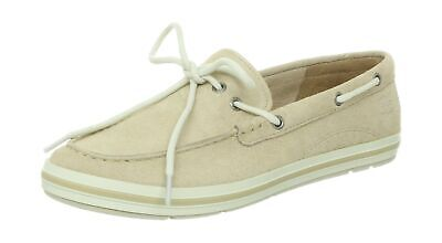 Details about Timberland Casco Bay Leather Suede Slip On Womens Green Flat Shoes 8839R B23