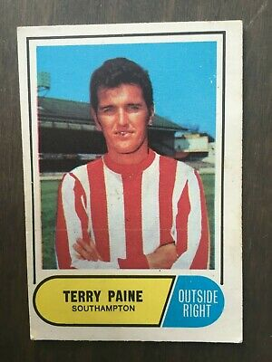 A&BC Green Back 1969 Series 3 (117 to 170) #126 Terry Paine Southampton