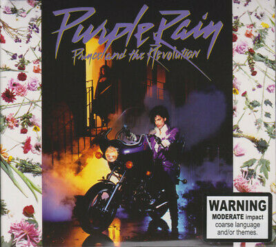 PRINCE - Purple Rain [Deluxe Edition] (2-CD, 2017, Warner Brothers) ** IMPORT **