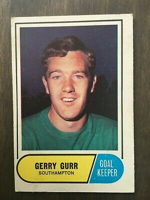 A&BC Green Back 1969 Series 3 (117 to 170) #164 Gerry Gurr Southampton