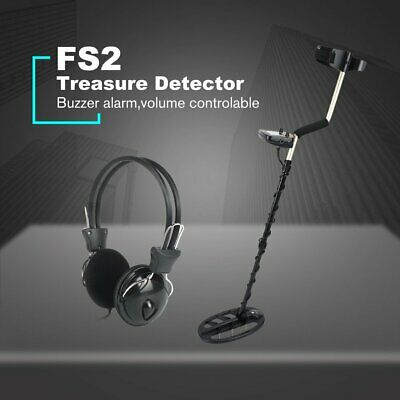 FS2 Handhled Metal Detector Pinpointers Gold Digger Finder With Earphone AZ
