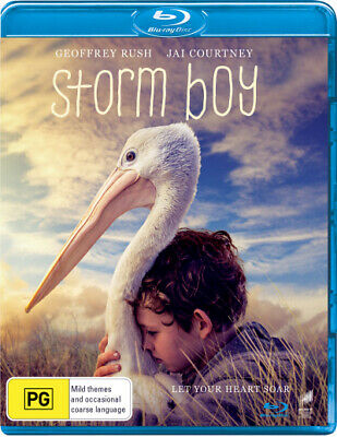 Storm Boy (2019) (Blu-Ray/Digital Copy) (2019) [New Bluray]