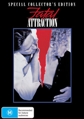 Fatal Attraction (Special Collector's Edition) (1987) [New Dvd]