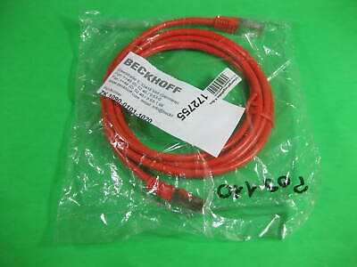 Beckhoff 2m Cable 172755 -- ZK1090-0101-1020 -- New