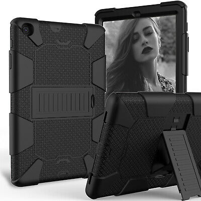 For Samsung Galaxy Tab A 10.1 SM-T510 T515 2019 Shockproof Armor Stand Case