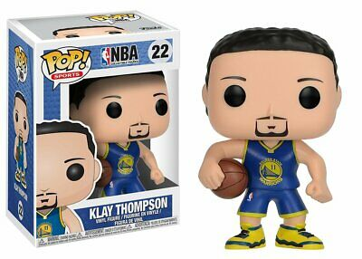 Funko Pop! Basketball NBA Klay Thompson Golden State Warriors #22 Vinyl Figure