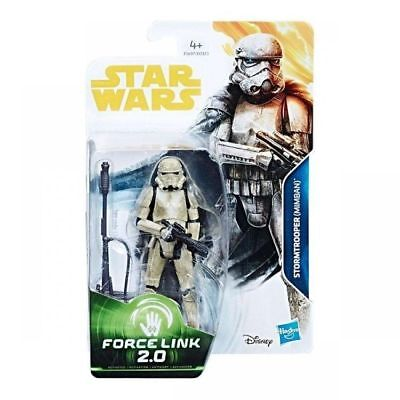 Star Wars Solo Story Mimban Stormtrooper force link 2.0 !