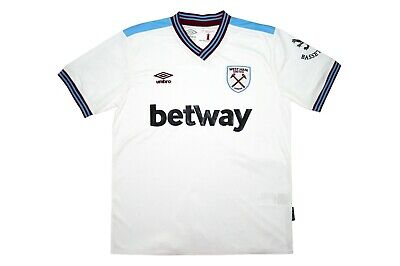 WEST HAM UNITED AWAY SHIRT 2019/2020 season BNWT UK STOCK
