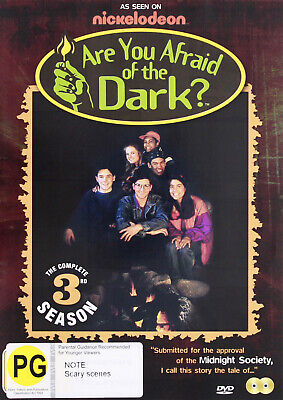 Are You Afraid Of The Dark? - The Complete 3Rd Season [Pal Region 2 & 4] (Dvd)