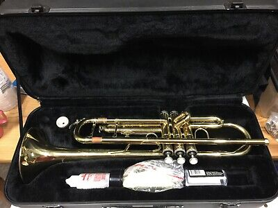 Fontaine Trumpet with Case FBW404
