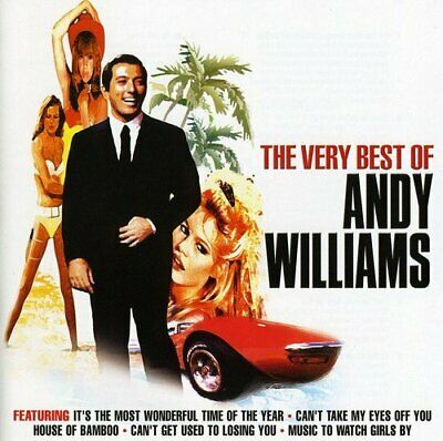 Andy Williams - The Very Best Of - Andy Williams CD HELN The Cheap Fast Free The