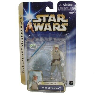 Star Wars - The Empire Strikes Back Action Figure - LUKE SKYWALKER (Hoth Attack)
