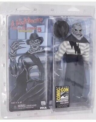 "SDCC 2014 NECA Super Freddy Krueger Nightmare Elm Street Dream Child 8/"" Figure"