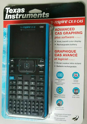 TEXAS INSTRUMENTS TI-NSPIRE CX II Graphing Calculator with