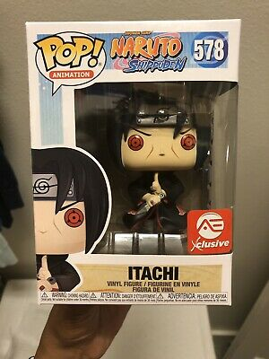 Funko Pop! Animation - Naruto Itachi (AEC Exclusive) Figure 578 - In Hand