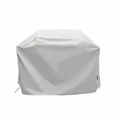 Tepro Universal Medium Gas Grill Cover, Beige .