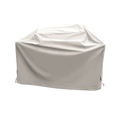 Tepro 8609 X-Large Universal Cover for Gas Grill - Beige Premium (Beige) .