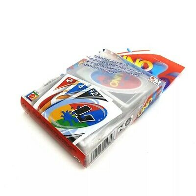 NEW UNO H2O Water Proof Card Free Shipping