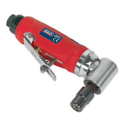 Sealey GSA674 90 Degrees Angle Air Die Grinder - Contoured Composite Handle