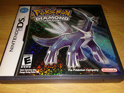 Pokemon: Diamond Version for the Nintendo DS  CHECK IT OUT!!!!!