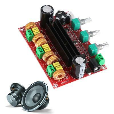 TPA3116D2 Digital 2.1 Subwoofer Power Audio Amplifier Board 80Wx2+100W DC 24V