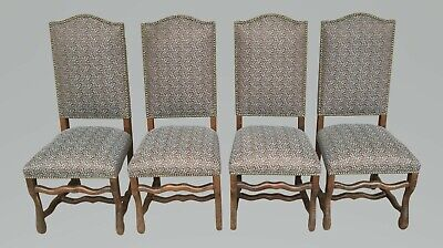 Mid 19th Century Antique Dining Chairs - Set of 4 at Raleigh Furniture Gallery