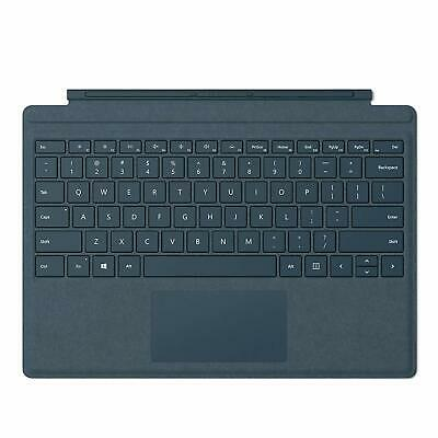 Microsoft Surface Pro 4 5 6 Signature Type Cover Cobalt Blue Keyboard FFP-00021