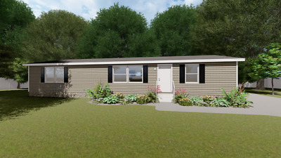 NEW 2020 3BR/2BA 16X76 (1165'Sq) MOBILE HOME-Model in Fort Myers for ALL Florida