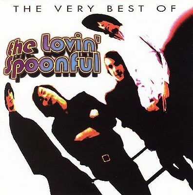 The Very Best Of The Lovin' Spoonful - LOVIN' SPOONFUL - CD 1996-08-26