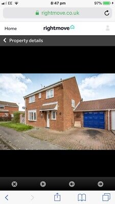 House For Sale 4 Bed Detached Stowmarket