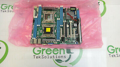 NEW*SUPERMICRO X9QR7-TF-JBOD MOTHERBOARD LGA2011 Intel C602 DDR3