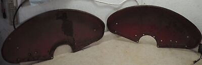 1949 Farmall Cub Pair of Fenders, Nice Pair, Clean, Not all Beat Up