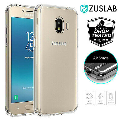 Samsung Galaxy J2 J5 J7 Pro A8 2018 Case Clear Heavy Duty Shockproof Slim Cover