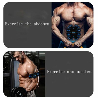 A84Q Smart Fitness Equipment Abdominal Muscles Exercise Muscle Home Instrument W