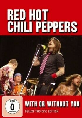 Red Hot Chili Peppers -With Or Without You [ DVD & CD ] [2011] [N... - DVD  1CVG